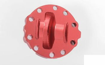 RC4WD ARB Diff Cover for 1/18 Yota II Axle RED Z-S1822 METAL 18th G2 D90 Jeep