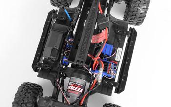 Aluminum Rock Slider Set Traxxas TRX4 Z-S1867 RC4WD TRX-4 TRX 4 Tree Sliders
