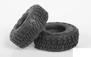 "RC4WD Goodyear Wrangler MT/R 1.0"" Micro Scale Tires Z-T0161 18th 1/18th Gelande"