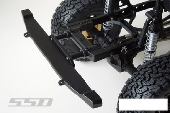 SSD Rock Shield Wide Rear Bumper for SCX10 II SSD00174 Axial Cherokee SCX102
