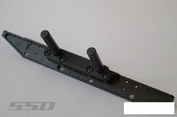 SSD D110 Aluminum Rear Bumper for TRX4 SSD00205 Traditional TRX-4 TRX 4 SSD-RC