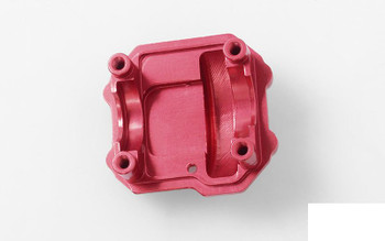 RC4WD ARB Diff Cover for Axial AR44 Axle (SCX10 II) Z-S1756 RC4WD Axial RED x1
