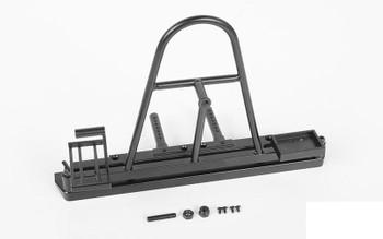 Rear Swing Away Tire Carrier Bumper for Traxxas TRX-4 Z-S1868 RC4WD TRX4 TRX 4