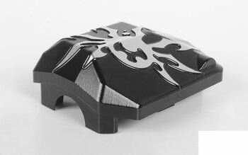 RC4WD Poison Spyder Bombshell Diff Cover for Traxxas TRX-4 Z-S1893 TRX4 TRX 4