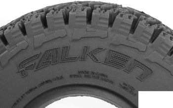 RC4WD Falken Wildpeak A/T3W 1.55 Scale Tires Z-T0169 Narrow scale Tyre TF2 G2