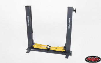 RC4WD TOY 1/10 BendPak XPR-9S Two-Post Auto Lift Z-X0052 Lifting Garage Ramp RC