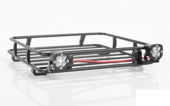 Light Bar Mount for Roof Rack Ver 3 REAR Z-S1862 RC4WD for Z-X0050 & Z-E0066