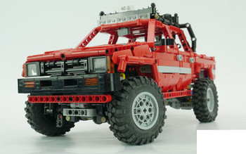 """RC4WD Rock Crusher LEGO M/T Brick Edition 1.2"""" 31mm Scale Tires Z-T0165 Tyre"""