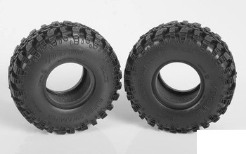 "SMALL OD RC4WD Interco IROK ND 1.55"" Scale Tires Z-T0163 Scale Tyre 97mm Class 1"