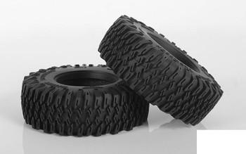 """RC4WD Mickey Thompson Narrow 2.2"""" Baja MTZ Scale Tires Z-T0085 TRX-4 TRX4"""