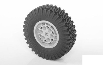 "RC4WD Dirt Grabber LEGO A/T Brick Edition 1.2"" 31mm All Terrain Tires Z-T0103"
