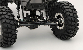 RC4WD Z-S0407 Mini 12mm Wheel Widener 4 fits Axial SCX10 Wraith RC Axle Extender