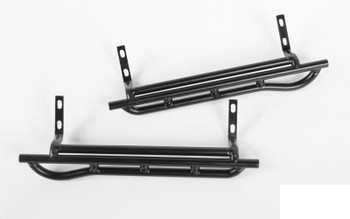 Tough Armor Steel Welded Side Sliders for Traxxas TRX-4 Z-S1860 RC4WD TRX4 TRX 4