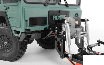 Blade Snow Plow Mounting Kit for Beast II 6x6 Z-S1908 RC4WD Metal Plough mount