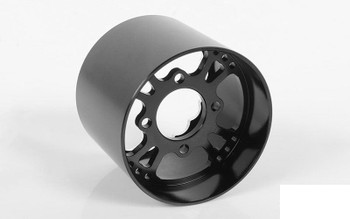 RC4WD RC Components Hammer 2 Drag Race Rear Wheels Z-W0267 50 x 40mm