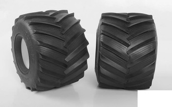 Rumble Monster Truck Racing Tires X2S Z-T0174 RC4WD Soft compound hard foams