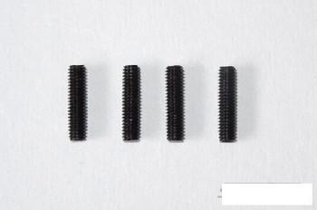 SSD 78mm Titanium Links for Ascender (2) SSD00094 Vaterra Top or Bottom Link