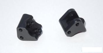 SSD Aluminum Link Mounts SCX10 II BLACK SSD00159 AR44 Suspension Shock mount