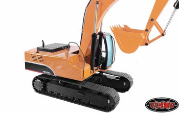 Earth Digger 4200XL Excavator Decal body Sticker Sheet 3 Logos RC4WD Z-L0041