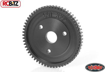 60t Delrin Spur Gear for AX2 2 Speed Transmission Stock 32p for SCX10 Wraith