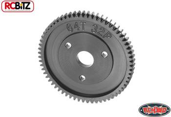 64t Spur Gear R3 2 Speed Transmission 32p TF2 Trail Finder G2 Gelande Z-G0055 RC