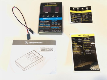Hobbywing Led Program Card General HW30501003 brushless ESC Hobby wing