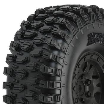 Proline Hyrax 1.9  G8 Tyres On Impulse Black B/ Lock Wheels PL10128-10 Class 2