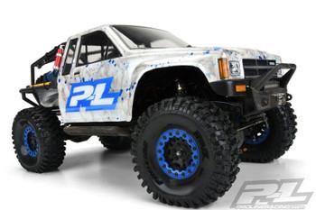 Proline Hyrax 1.9  G8 Rock Terrain Crawler Truck Tyres PL10128-14 SCX10 II 120mm
