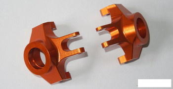 SSD HD D60 Knuckles for Bomber SMT10 Wraith ORANGE SSD00186 Axial Knuckle
