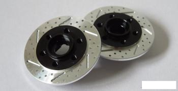 SSD +3mm Offset Wheel Hub Brake Rotor SSD00194 1.9 1.5 2.2 SLW Hubs Disc TRX-4