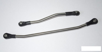 SSD Pro44 Titanium Steering Links Set for SCX10 II SSD00212 AR44 Axial Link