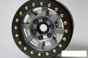 SSD +6mm Offset Wheel Hub with Brake Rotor SSD00231 6 lug SLW compatible