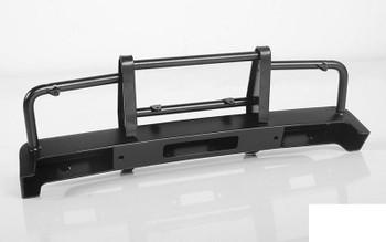 Kangaroo Front Bumper for Mojave II 2 / 4 Door Body Set BLACK VVV-C0432 RC4WD