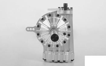 1/4 Scale Aluminum Rear Axle w/ Quick Change Gears Skellenger Styl Z-A0130 RC4WD