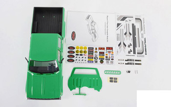 RC4WD Mojave II Four Door Complete Body Set GREEN Z-B0207 RC4WD Hilux