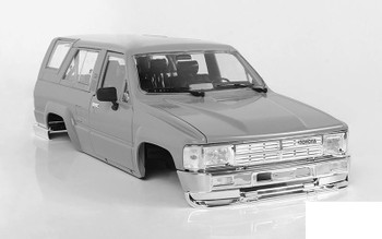 RC4WD 1985 Toyota 4Runner Hard Body Complete Set Z-B0167 RC4WD 4 Runner