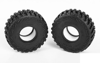 """RC4WD Goodyear Wrangler MT/R 1.9"""" 4.7"""" Scale Tires Z-T0175 47.4 x 119.5mm X2S"""