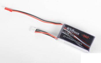 RC4WD 7.4V 850mAh 2S LiPo Battery w/ Balance Plug Z-E0110 18th Gelande II G2