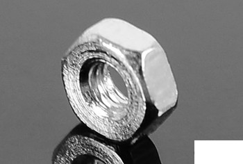 Regular M2 Nuts (Silver) Z-S0875 RC4WD fits Hawse Warn Poison Spyder Fairlead RC