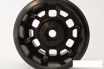 "SSD 2.2"" Contender PL Beadlock Wheels Matt BLACK SSD00310 ProLine Tyre 96g"