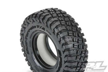 Proline Class 1 BF Goodrich Mud Terrain KM3 1.9 G8 Rock Tyres PL10152-14 106mm