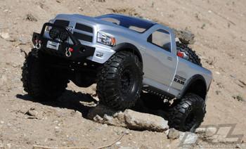 Proline Ram 1500 CLEAR Body For 1/10th Rock Crawlers PL3434-00 313mm Wheel base