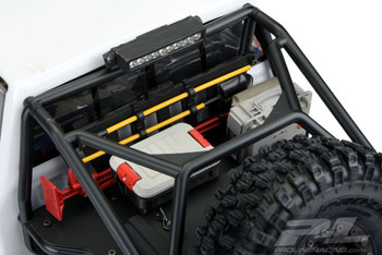 Proline Back Half Cage PL Cab Only Crawler Body (SCX10) PL6322-00 Tray Truggy