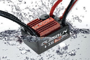Hobbywing Quicrun-WP-16BL30 Waterproof Brushless Sensorless ESC HW30110000 RC