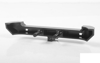 RC4WD Warn Machined Rear Bumper for HPI Venture Z-S1925 FJ Cruiser Hitch Tow mt