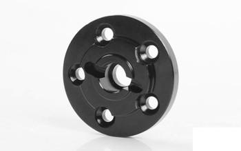 """Narrow Stamped Steel Wheel Pin Mount 5 Lug 1.55"""" Landies Wheels Z-S1940 RC4WD"""