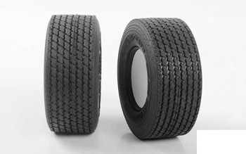 "RC4WD Michelin X ONE XZU S 1.7"" Super Single Semi Truck Tires Z-T0176 Lorry Tyre"