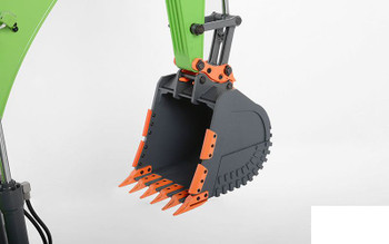 Digging Bucket for 1/14 Scale RTR Earth Digger 360L Hydraulic Excavator VVV-S0221 RC4WD