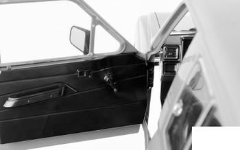 RC4WD 1985 Toyota 4Runner Metal Brackets Z-S1927 Door & tailgate hinges Mounts