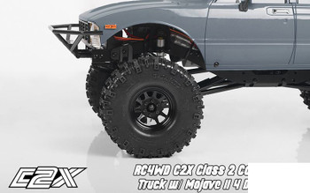 RC4WD C2X Class 2 Competition Truck w/ Mojave II 4 Door Body Z-RTR0042 Comp C2 X